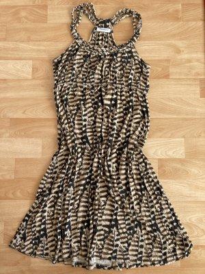 C&A Summer Dress cream-brown