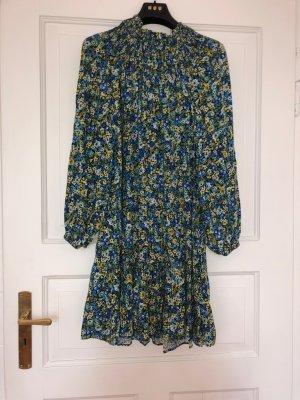 Gemustertes Stretch-Kleid von Mango in Größe S