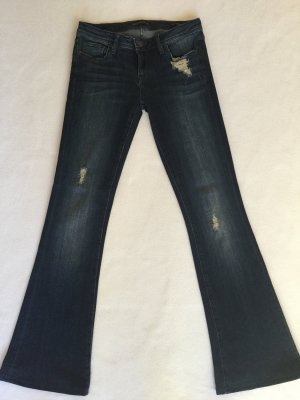 GENETIC DENIM - Destroyed Bootcut Jeans
