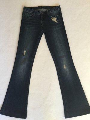 Genetic denim Boot Cut Jeans dark blue