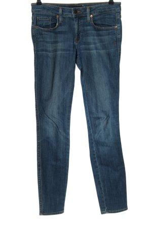 Genetic denim Jeans skinny blu stile casual