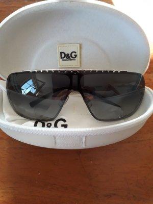 Dolce & Gabbana Bril zilver-zwart