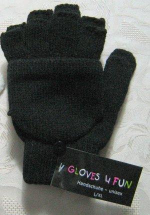 andere Marke Handschoenen zonder vingers zwart