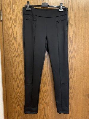 Dawn Pantalón elástico negro