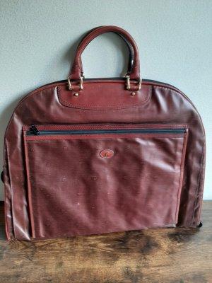 Aigner Suit Bag carmine