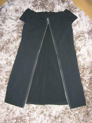 Geniales Mini Kleid von Imperial Schwarz Gr. S Plissèe