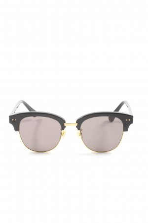 Gentle Monster Square Glasses black casual look