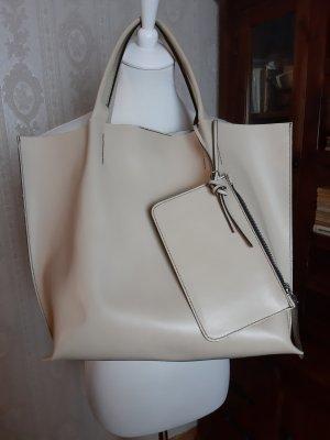 Gianni chiarini Shopper oatmeal leather