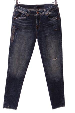 Genuine Jeans stretch bleu style décontracté