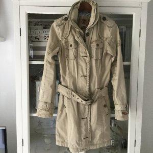 Genuine Trenchcoat Khujo Größe S