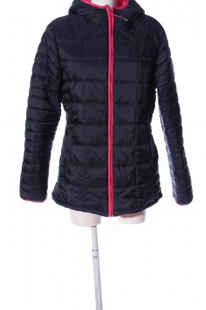 Geographical Norway Übergangsjacke blau Steppmuster Casual-Look
