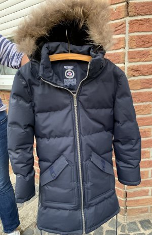 Geographical Norway Parka dark blue