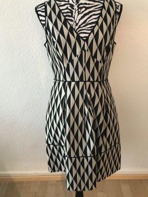 Geometrisch gemustertes Kleid Banana Republic Gr. S