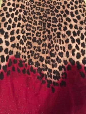0039 Italy Écharpe d'été multicolore coton