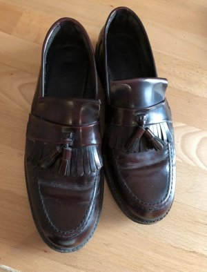 George Cox/ Fred Perry Schuhe Tasselloafer