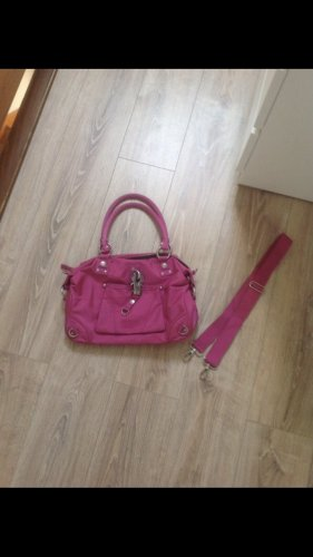 George Gina & Lucy Carry Bag pink-pink