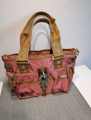 George Gina & Lucy Bolso rosa