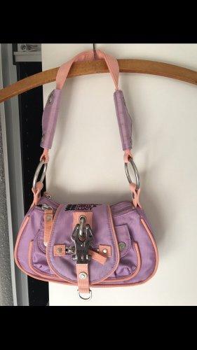George Gina & Lucy Borsetta viola-rosso chiaro
