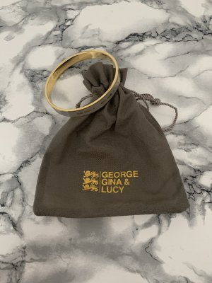 George Gina & Lucy Bangle grey-gold-colored