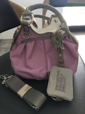 George Gina & Lucy Handbag purple