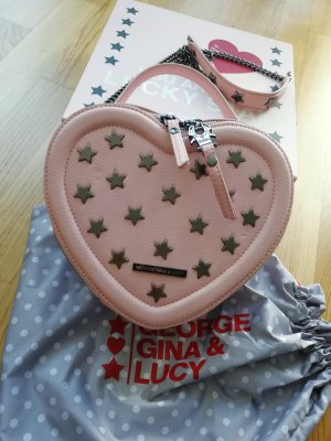 George Gina Lucy Heart Bag