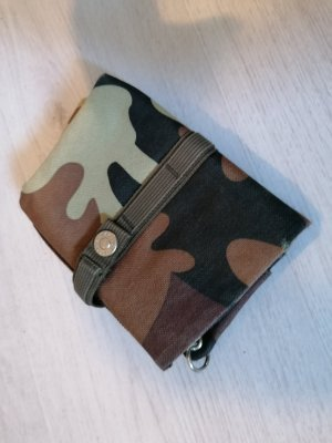 George Gina & Lucy Wallet olive green