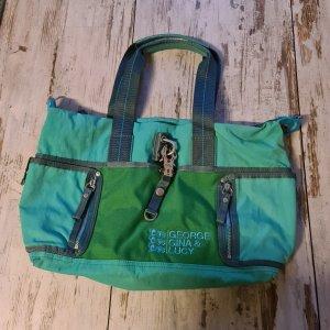 George Gina & Lucy Handbag turquoise-green