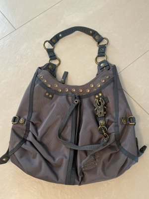 George Gina & Lucy Bolso gris-gris oscuro