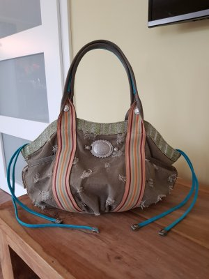 George Gina & Lucy Bolso gris verdoso