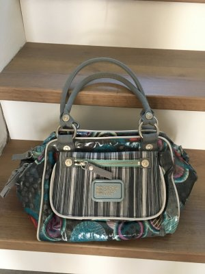 George Gina & Lucy Bag steel blue