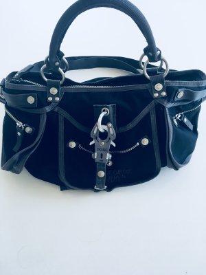 George Gina & Lucy Shoulder Bag black-grey