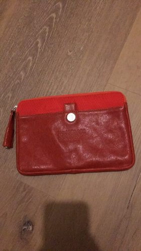 George Gina & Lucy Clutch red
