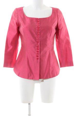 Georges Rech Blazer lungo rosa elegante