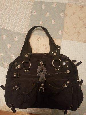 georgina & lucy handtasche schwarze