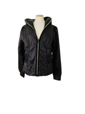 Geospirit Down Jacket black