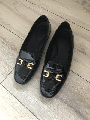 Geox Ballerina Schuhe in Lackleder