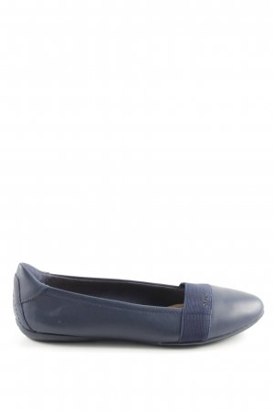 Geox Mary Jane Ballerinas blue
