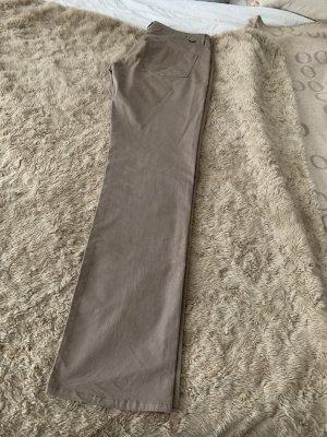 Geox Pantalon chinos gris vert