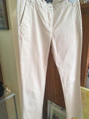Geox Pantalone chino crema Cotone