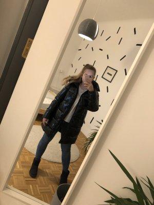 Geox Winter Coat black