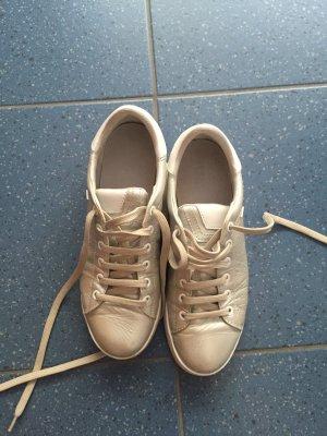 Geox Damen Sneakers silber 37