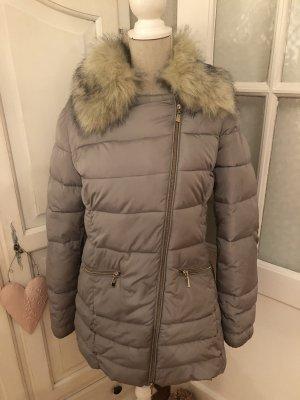 Geox Respira Down Jacket grey-light grey