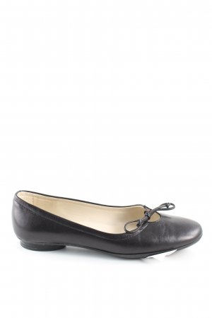 Geox Foldable Ballet Flats black casual look