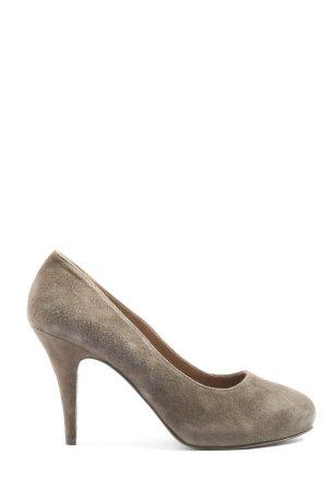 Geox High Heels braun Casual-Look