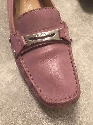 Geox Slip-on Shoes dusky pink