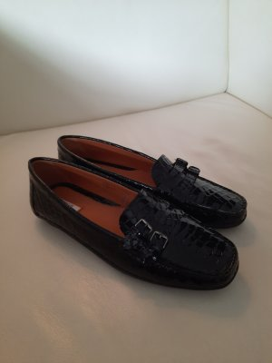 Geox Respira Pantofola nero