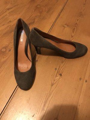 Geox Zapatos Informales marrón grisáceo