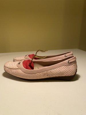 Geox Respira Loafer Gr 38 rosa