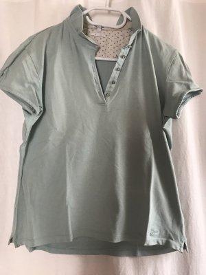Geox Respira Koszulka polo turkusowy
