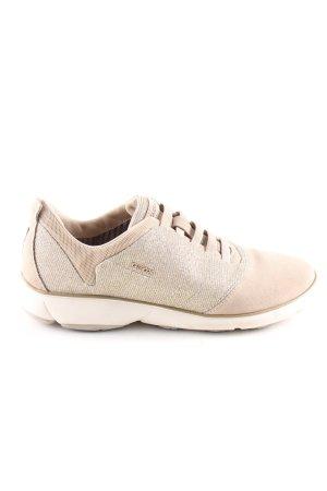 Geox Respira Schlüpfsneaker nude Casual-Look